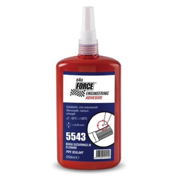 EMS FORCE 5543 Boru Sızdırmazlık Elemanı 250 ml