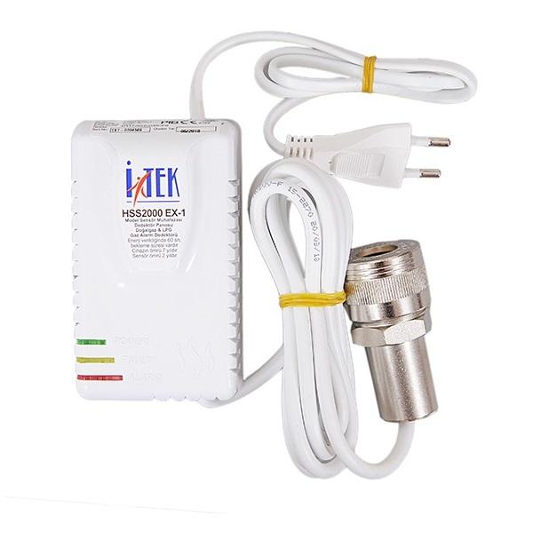 İtek HSS2000 EX-1 Gaz Alarm Cihazı