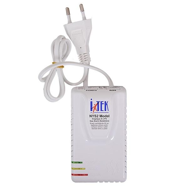 İtek NYS-3 Gaz Alarm Cihazı